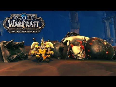 World of Warcraft #126 - Fundição da Rocha Negra e o Transmog mais bonito para guerreiros thumbnail