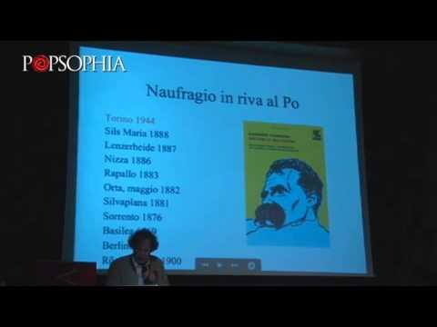 """Comicità e orrore in Friederich Nietzsche"" Maurizio Ferraris (Parte 1)"
