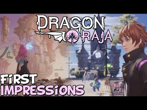 "Dragon Raja First Impressions ""Is It Worth Playing?"""