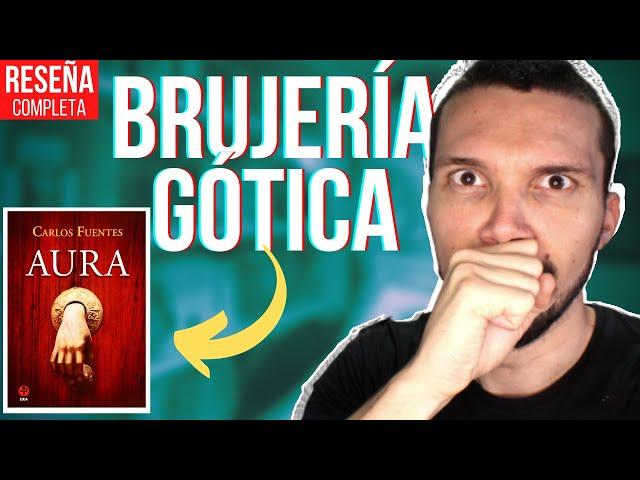 Aura de Carlos Fuentes: ¡misterio gótico que atrapa! [RESUMEN y ANÁLISIS]