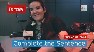 Eurovision 2018: Meet Netta from Israel and her TOY