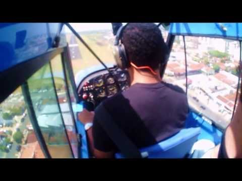 6ª Hora de vôo PP - Avião: PA-18