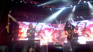 RIOTⅤ with 高崎晃 山下昌良  (Loudness)