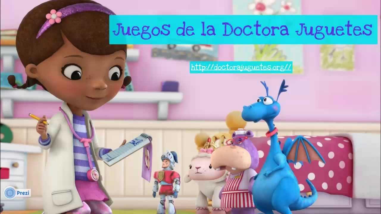 Juegos De La Doctora Juguetes Youtube