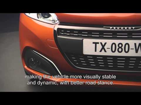 New Peugeot 208   Presentation By Gilles Vidal 1080p