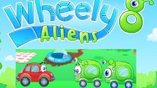 Wheely 8 Full Gameplay Walkthrough All Levels