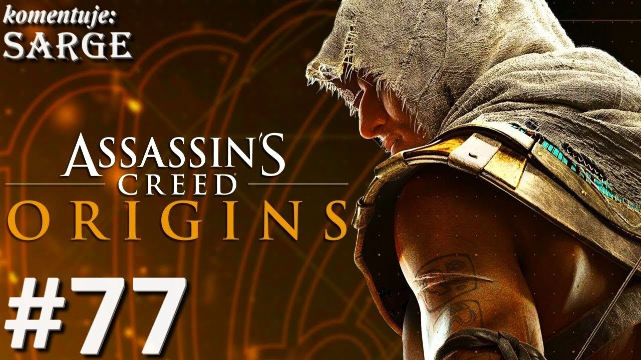 Zagrajmy w Assassin's Creed Origins [PS4 Pro] odc. 77 – Los rebeliantów