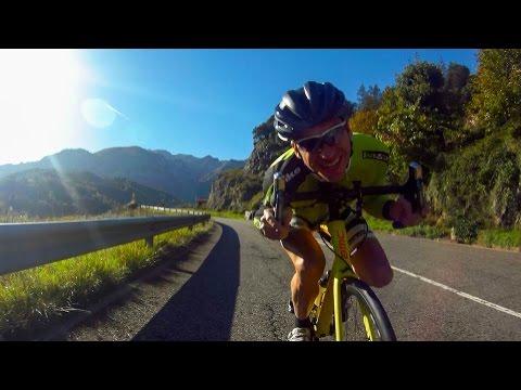 Ciclismo y Trail en Asturias