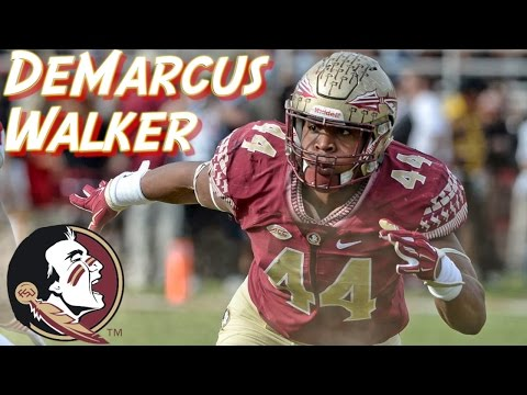 "DeMarcus Walker || ""Living Legend"" 