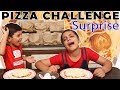 PIZZA CHALLENGE || #Funny #Kids #Bloopers || Aayu and Pihu Show