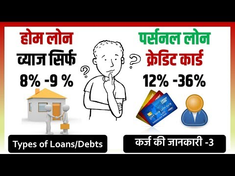 कर्ज-के-प्रकार-types-of-loan-and-debts-in-hindi-(secured-and-unsecured-loans-)