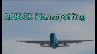 ROBLOX Avion repérage #1