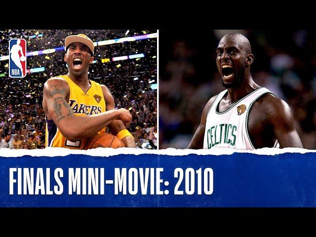 Kobe Captures 5th NBA Title & Lakers 16th In Franchise History Vs. Celtics!
