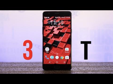 OnePlus 3T តើ T អាចទាក់ចិត្តរបស់អ្នកបានឬក៏អត់? By (John Sey)