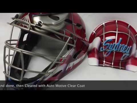 Airbrush Catchers Masks Youtube