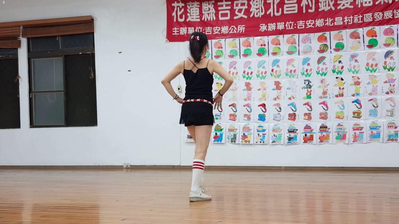 一萬個想妳的理由~北昌舞蹈示範(編舞老師:范姜秀春) - YouTube