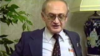 Subversion explained by former KGB agent (Yuri Bezmenov)
