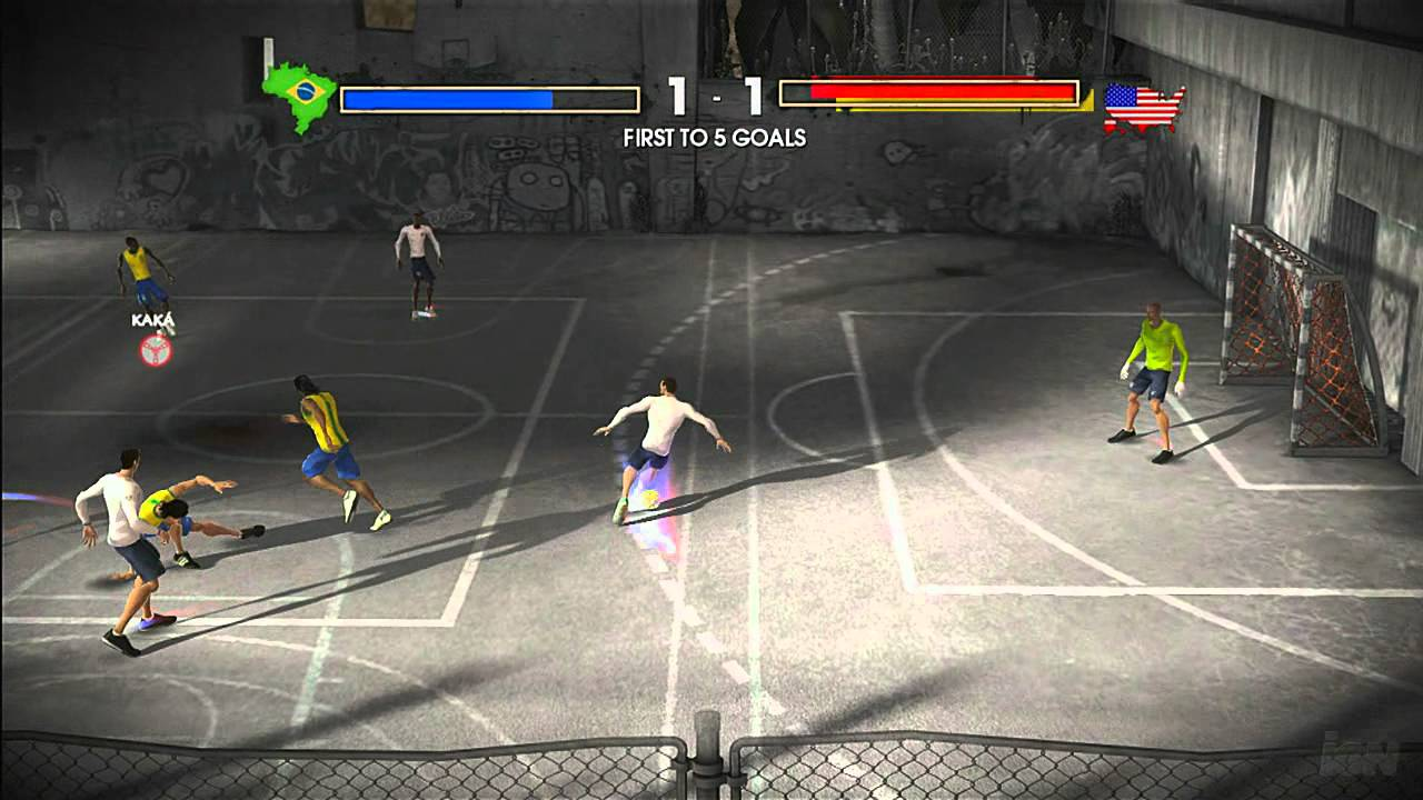 Fifa Street  Video Gamebreaker Action