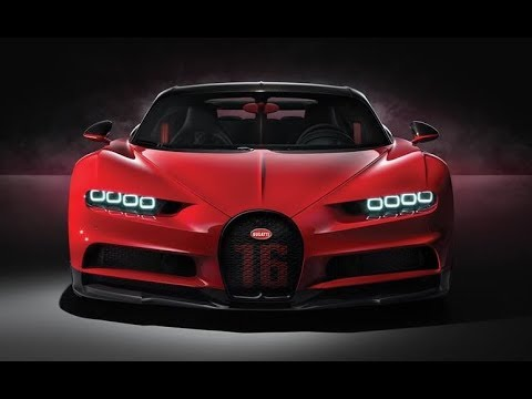 2019 Bugatti Chiron Sport Trailer Youtube