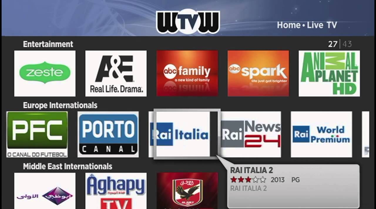 NEW ROKU WOWTV / AND MAG250 by LOCOTEQUILA WORLD TV