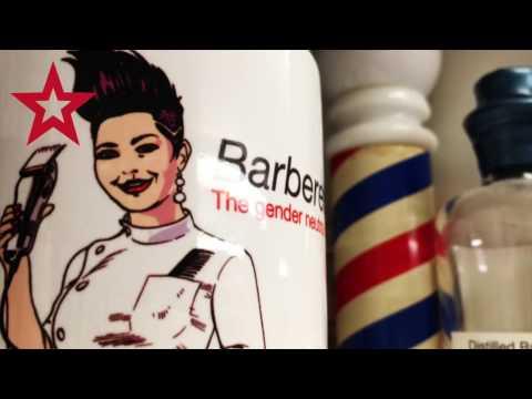 Have A Look Inside London's Gender Neutral Barbershop - By Gay Star News