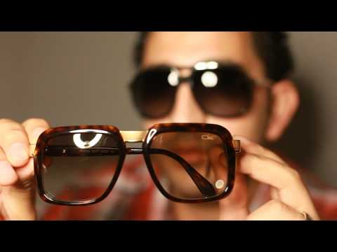 "Celebrity Eyewear retailer Mark Youssef breaks down the CAZAL Legend "" 616 """