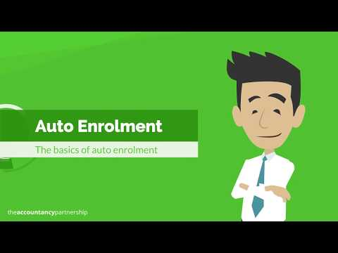 Information on Auto Enrolment - The Accountancy Partnership