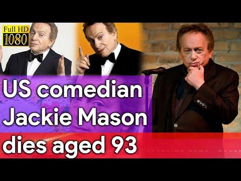 Legendary Jewish Stand-Up Comedian Jackie Mason Dies at 93