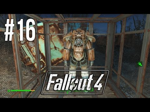 FALLOUT 4 #16 ★ HACKING SKILLS ★ Let's Play Fallout 4 [DEUTSCH/GERMAN]