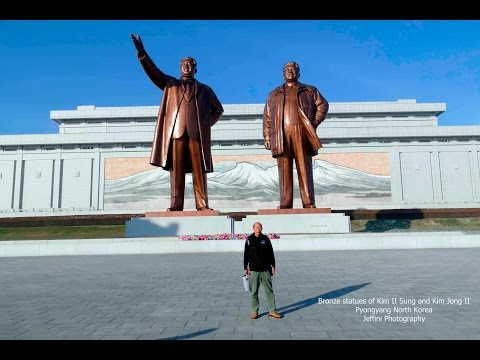 "North Korea ""Stepping on Pyongyang"" by Jeffini Photography"