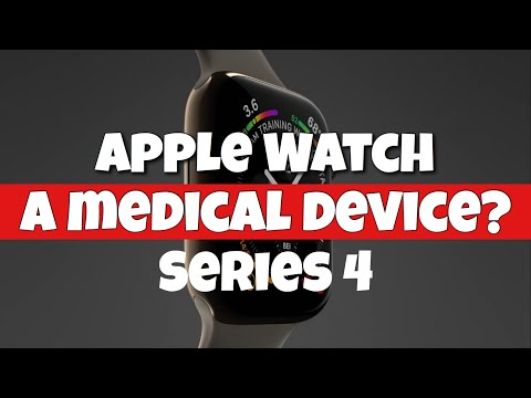 Apple Watch Series 4 ECG | A Medical Device?