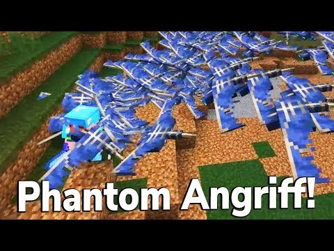 250 Phantoms VS 1 Spieler!