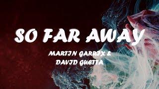 So Far Away - Martin Garrix & David Guetta (Lyrics ve Türkçe Çeviri) [8D Audio]