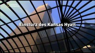 27. Sekunden vor dem Unglück - Einsturz des Kansas Hyatt