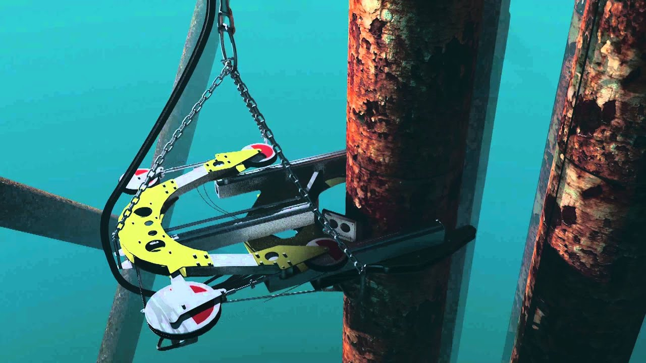 The Wire Subsea Cutting System - YouTube