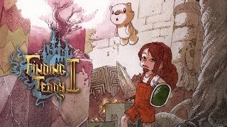 Finding Teddy 2 : Official Work in Progress Gameplay