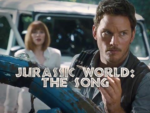 Jurassic World Official Trailer SONG!