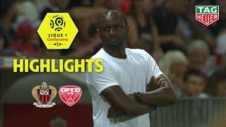 OGC Nice - Dijon FCO ( 0-4 ) - Highlights - (OGCN - DFCO) / 2018-19