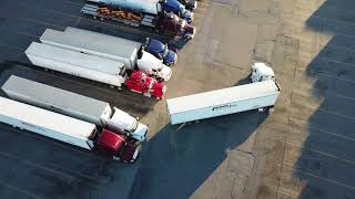 Estudiante de Camiones Retrocediendo - Practica