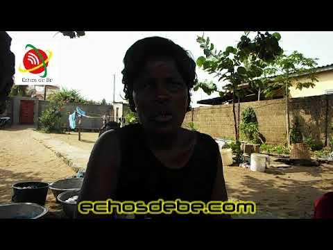 Echos de Bè: Témoignage de Kokou Achille SEDOU qui a reçu balle