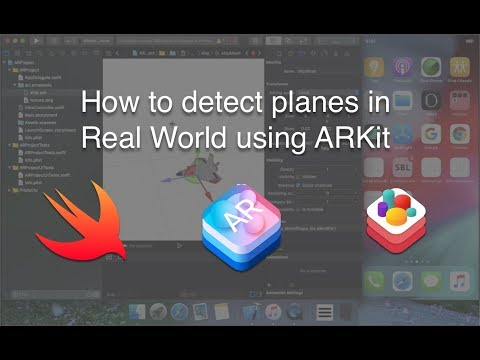 How to detect planes in Real World using ARKit - Swift Tutorial thumbnail