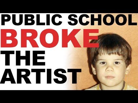 How Public School Broke The Artist in Me