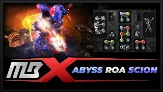 [PATH OF EXILE] – FULL ABYSS RAIN OF ARROWS SCION – DELVE 600 CLEAR – BUILD GUIDE