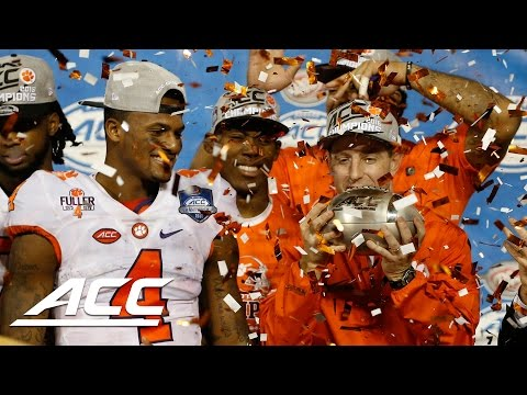 ACC Football In 2017: New Look, Same Expectations