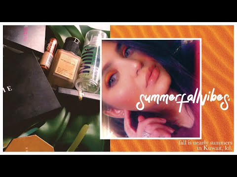 FALL-ISH MAKEUP | LIFE UPDATES | CHIT CHAT GRWM | HUGE ANNOUNCEMENT | IQRA M. RIAZ thumbnail