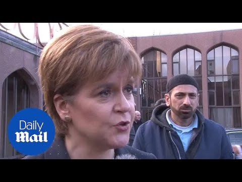 Nicola Sturgeon calls New Zealand shooting 'horrific and cowardly'