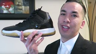 Wearing Space Jams 11 To Wedding | VLOG
