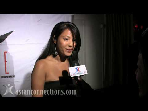 KARIN ANNA CHEUNG 'BETTER LUCK TOMORROW' ATTENDS CAPE'S HOLIDAY SOIREE IN HOLLYWOOD