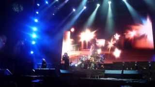 Black Sabbath - Fairies Wear Boots at San José, Costa Rica 22-10-2013