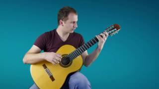 Классическая гитара - Легенда. Asturias